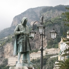 statue Amalfi