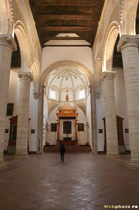 interior coloane