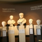 various busts