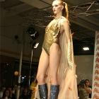 gold lingerie