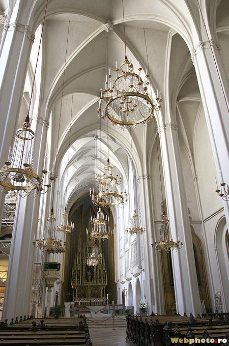 interior neogotic