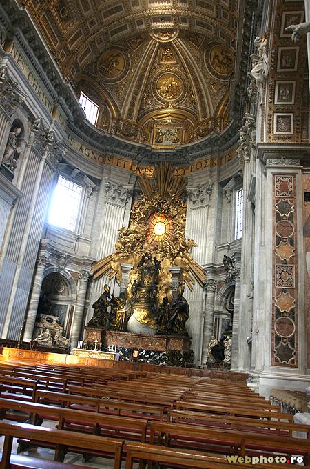 altar petru
