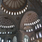 in moschee