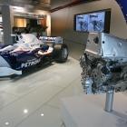 racing car engine