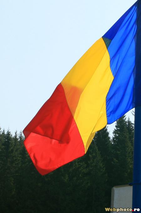 tricolor romanesc