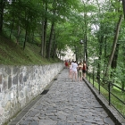 acces Castelul Bran