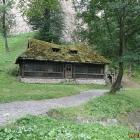 green cottage
