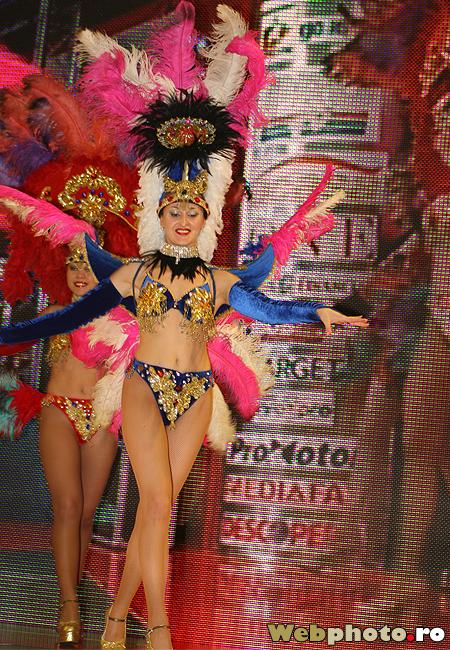dansatoare de cabaret