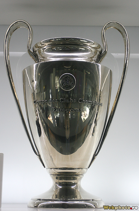trofeu champions league