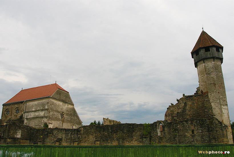 ruine manastire