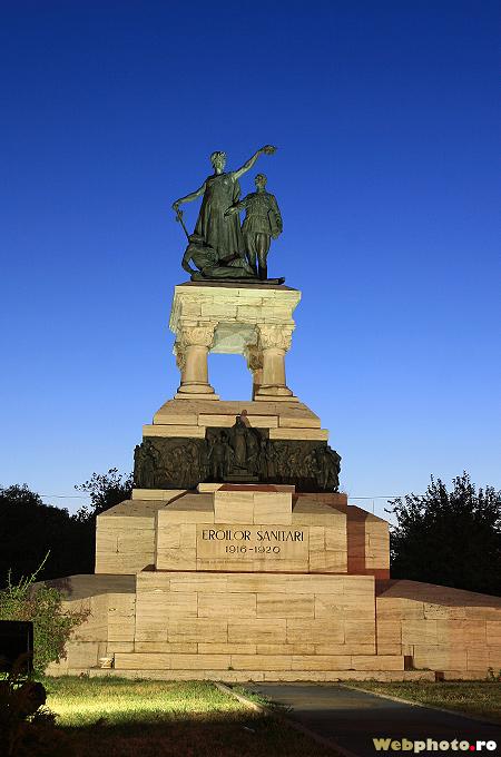 monument eroilor sanitari