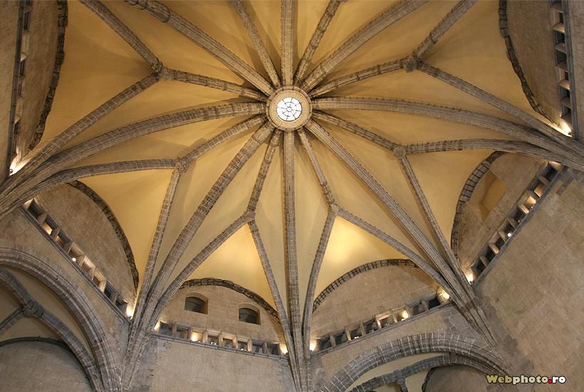 tavan gotic