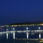 Corfu port