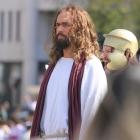 standing Jesus