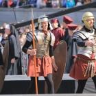 uniforms Romans