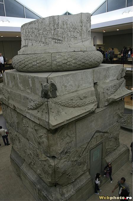 baza columnei