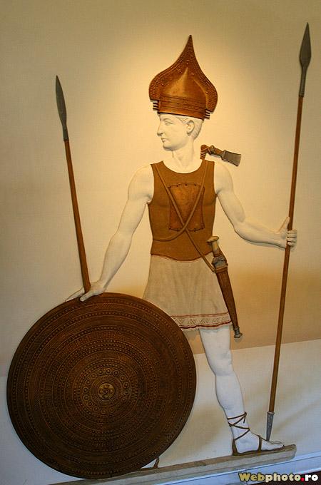soldat etrusc
