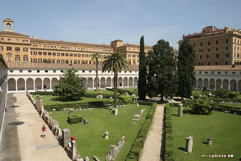 muzeul diocletian