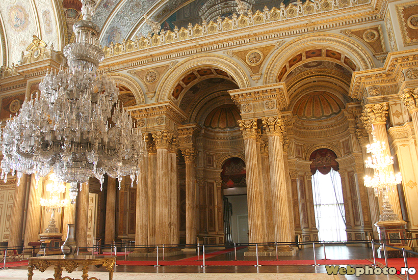 Dolmabahce Palace The Architectural Treasure Of Sultans Photo Gallery