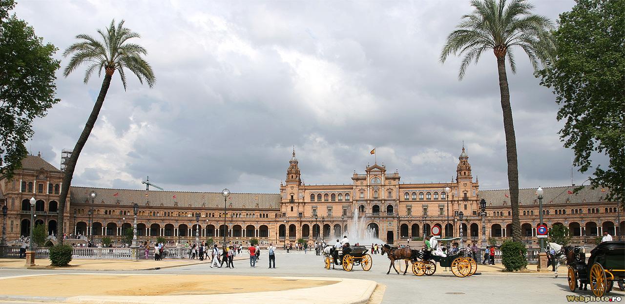 plaza spania