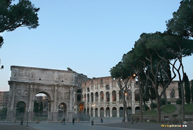 arc si coloseum