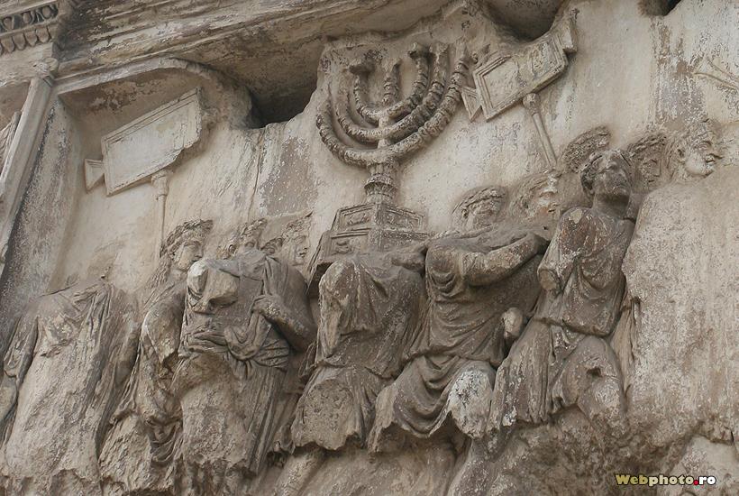 romanii cuceresc palestina