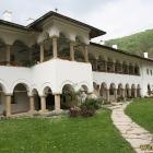 monastery cells