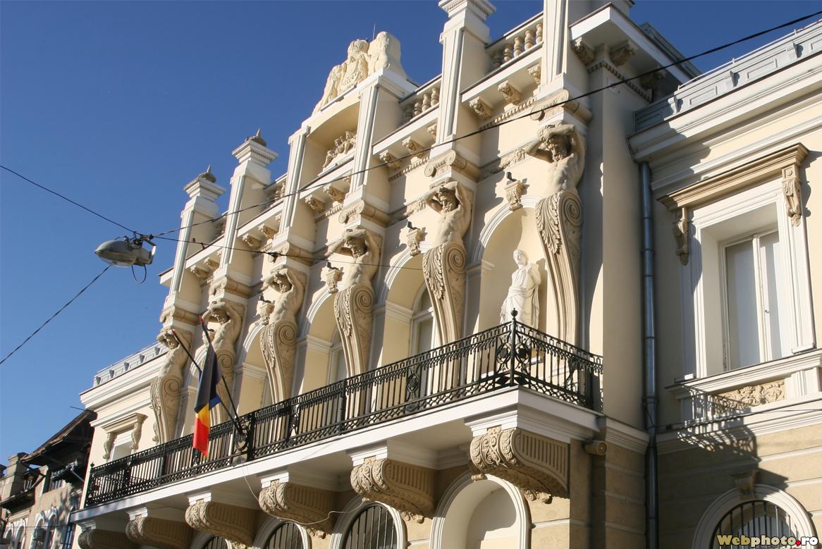 balcon sculptat