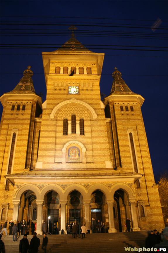 catedrala timisoara