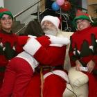 helper Santa