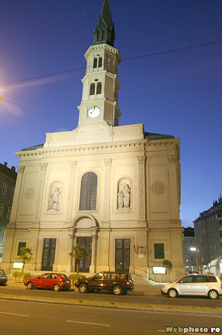 biserica Johann Nepomuk