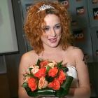 ginger bride