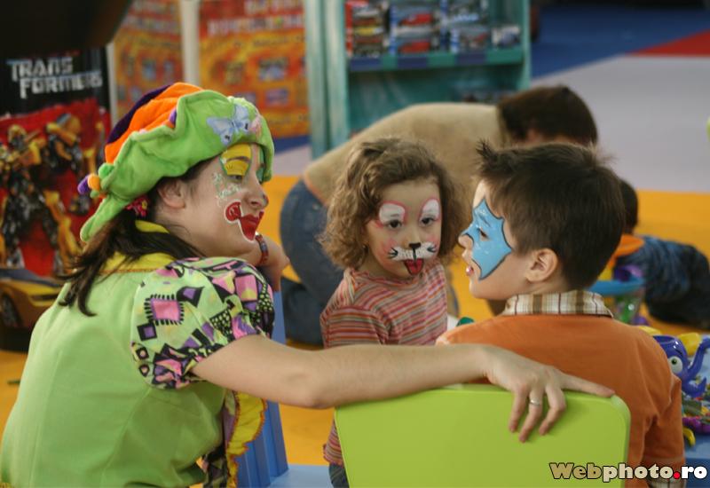 clown copii