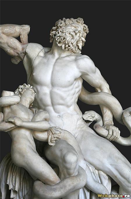 statuia laocoon