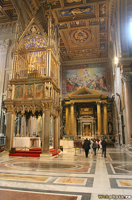 San Giovanni Laterano, the real cathedral of Rome | Photo