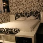 black white dorm