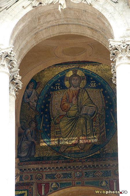 mozaic Hristos