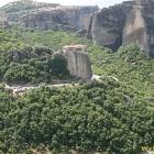 road Meteora