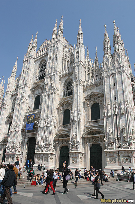 Webphoto Ro 187 Blog Archive 187 The Gothic Cathedral Of Milan