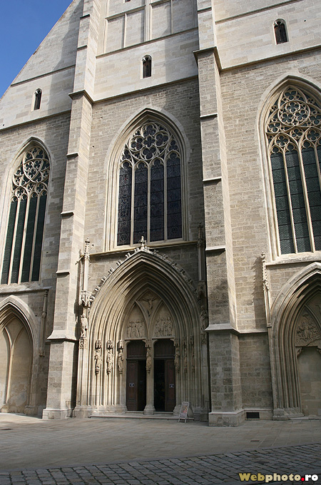 perete gotic