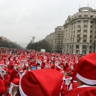 red crowd