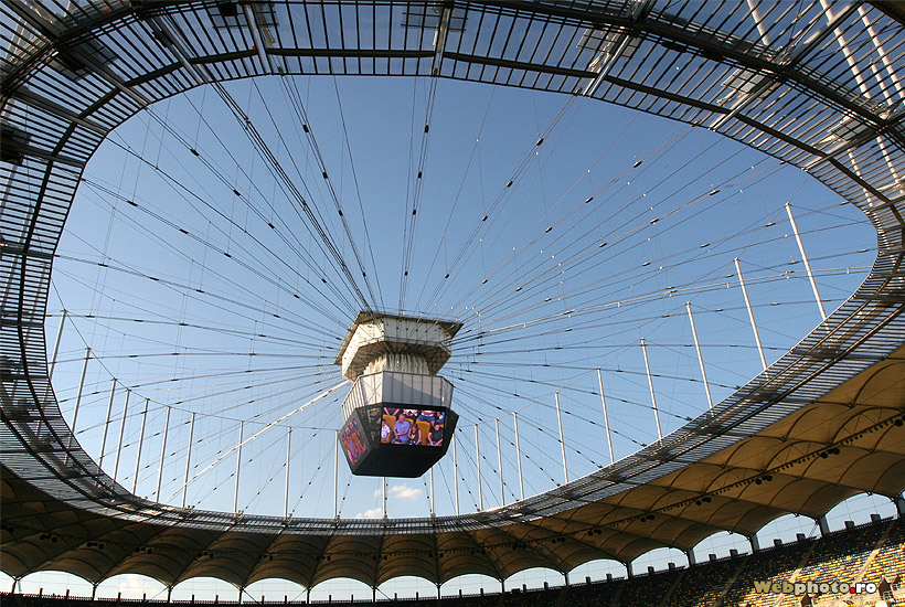 acoperis stadion
