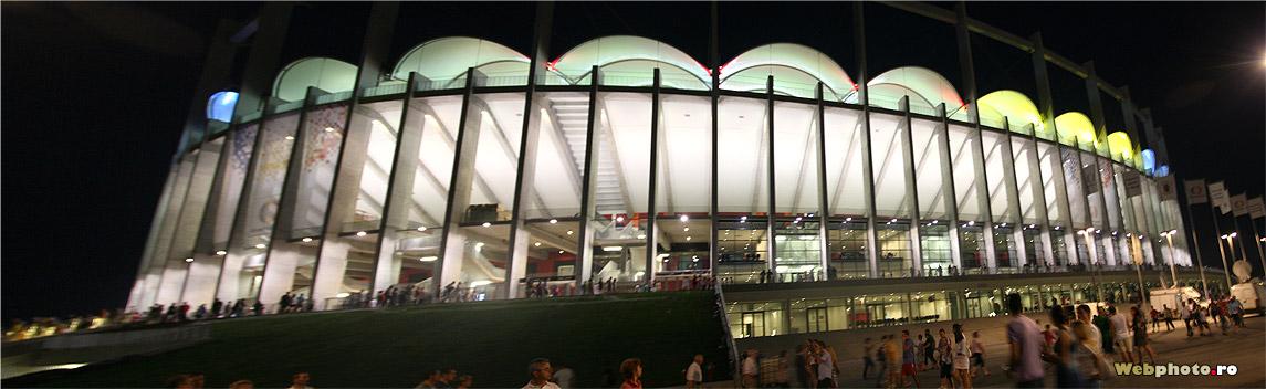 stadion noaptea