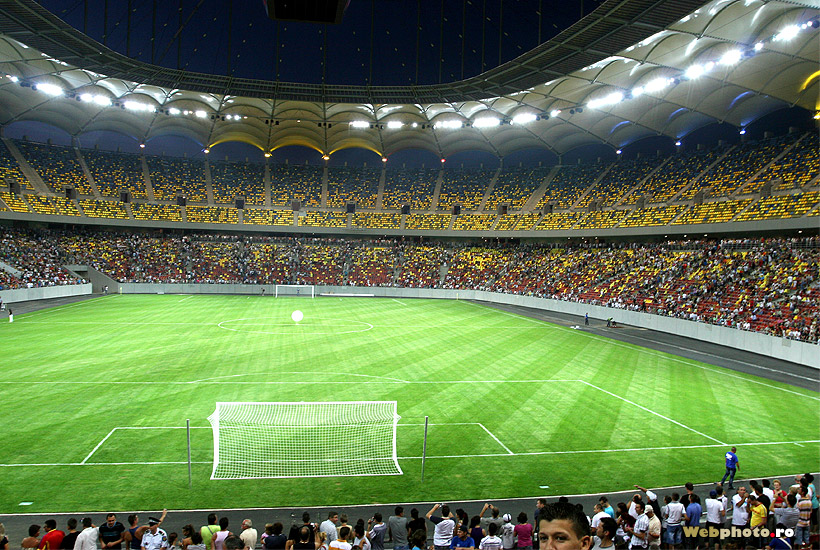 the of National  one modern (Bucharest), Arena most