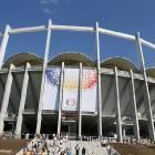 intrare stadion