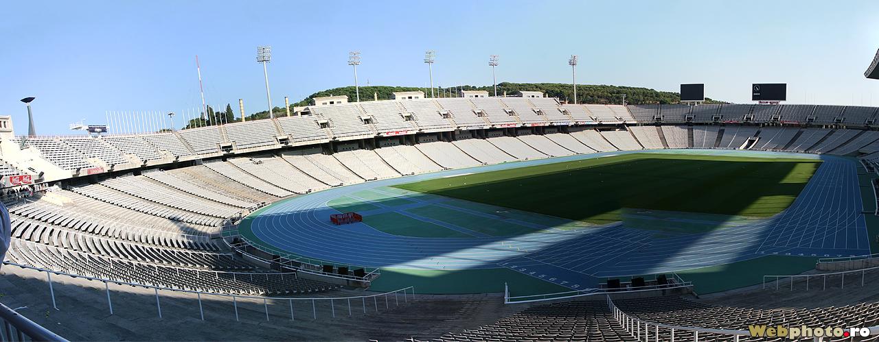 estadi olimpic nocturna