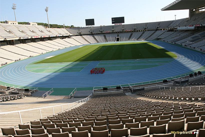 stadion montjuic