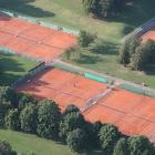 tennis fields