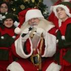 Santa Claus elves