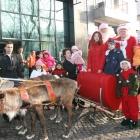 sledge of Santa